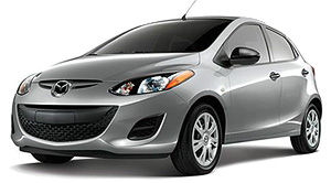 2012 mazda 2 safety rating