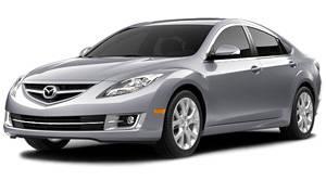 Mazda 6 2012 specs