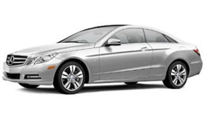 mercedes e class coupe 2012 model number