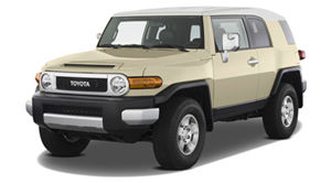 toyota fj-cruiser Base