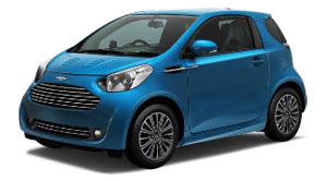 aston-martin cygnet Base