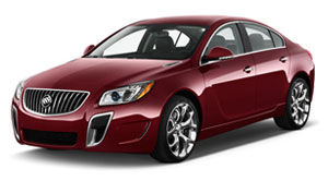 buick regal GS FWD 1SX