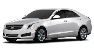 cadillac ats AWD 2.0L Turbo Performance