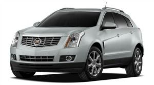 cadillac srx Leather Collection AWD 1SB