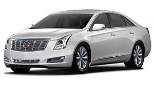 cadillac xts Luxury Collection AWD