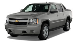 chevrolet avalanche 1500 4WD LT Black Diamond 1SB