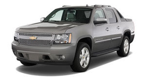chevrolet avalanche 1500 4WD LTZ Black Diamond