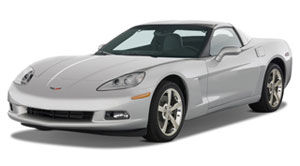 chevrolet corvette 1SD
