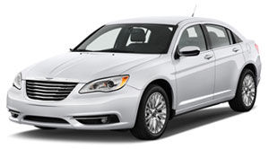 chrysler 200 LX