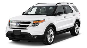 ford explorer Base 4RM