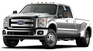ford f-350 Ensemble chrome Lariat