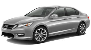 honda accord EX-L V6