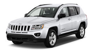 jeep compass North 4x2