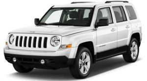 jeep patriot North 4x2