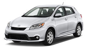 toyota matrix Base