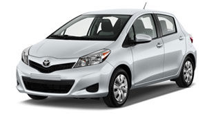 2013 Toyota Yaris SE 5 Door Hatchback