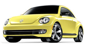 volkswagen beetle Highline