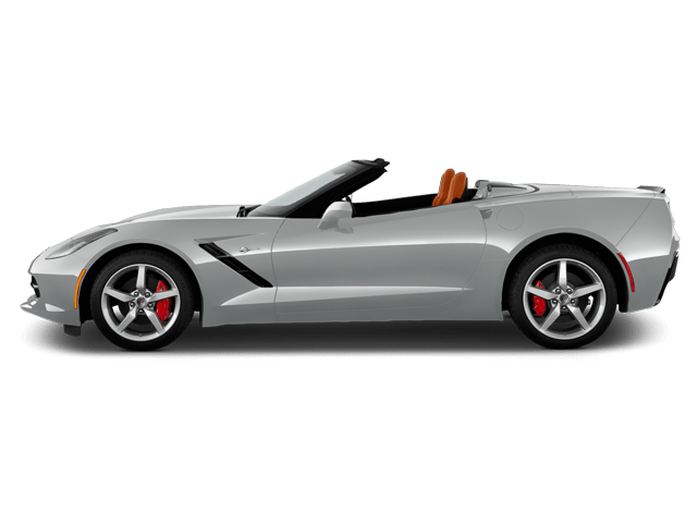 chevrolet corvette Stingray 1LT