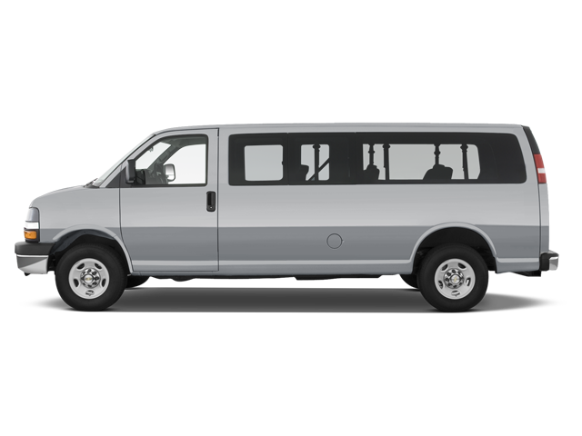 chevrolet express 1LS AWD
