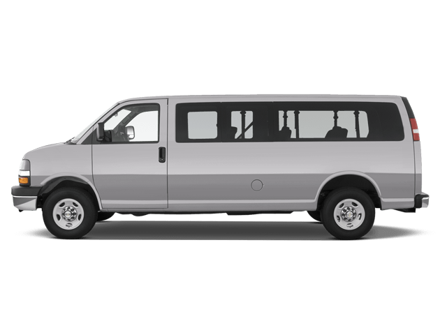chevrolet express Extended 1LS