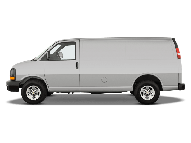chevrolet express Extended 1SD