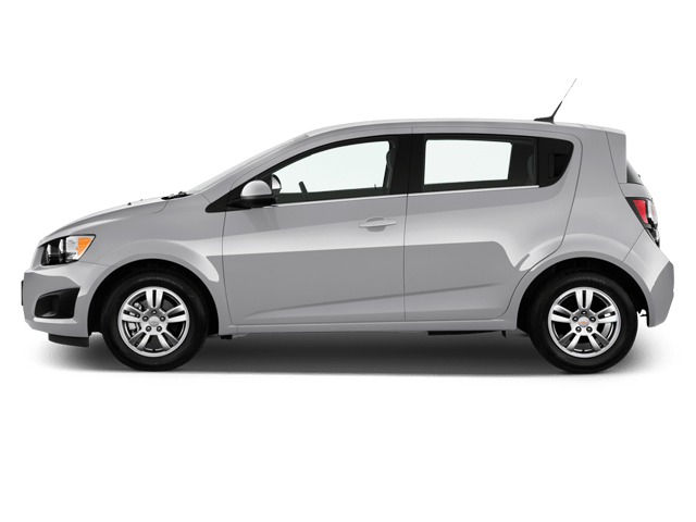 2014 Chevrolet Sonic LS Hatchback. Chevrolet Sonic LS
