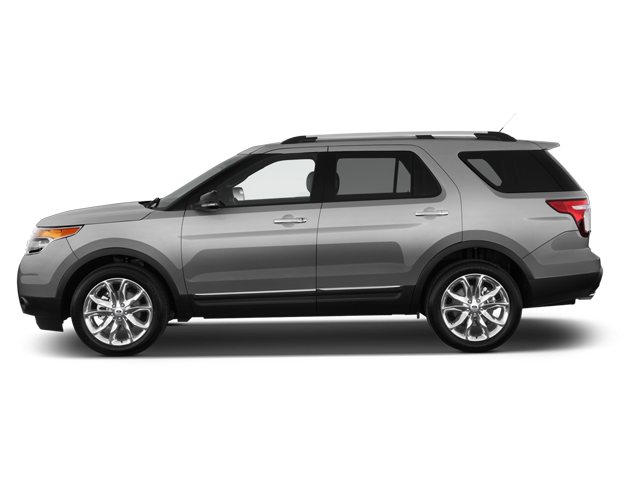 ford explorer Limited TI