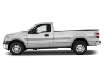 F-150 4x4 Regular Cab Long Bed