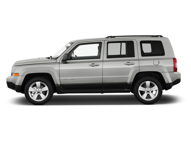 jeep patriot North 4X4