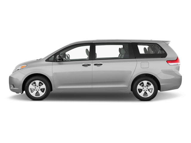 toyota sienna LE AWD V6 7-PASS