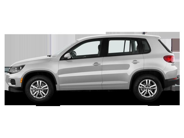 Volkswagen suvs 2014