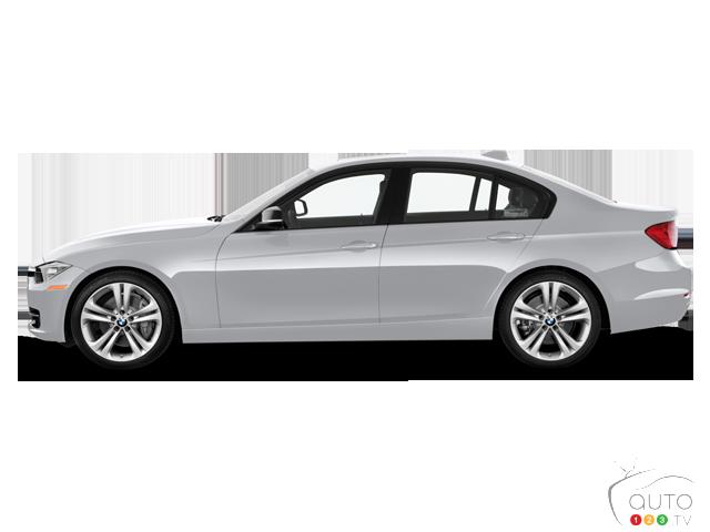 Technical Specifications 2015 Bmw 3 Series 320i Xdrive Sedan