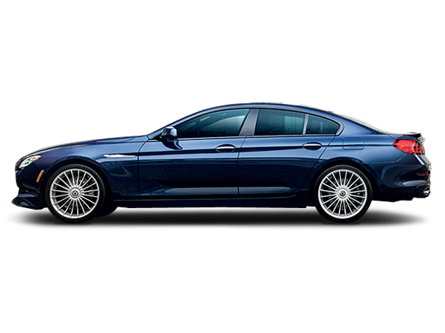 bmw 6-series Alpina B6