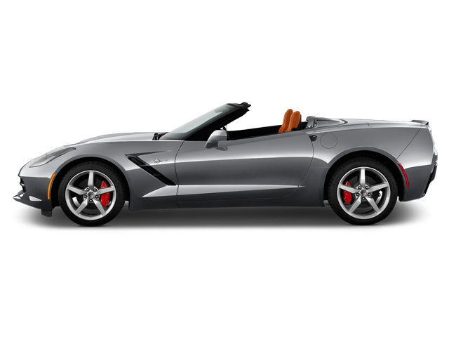 chevrolet corvette Stingray 3LT