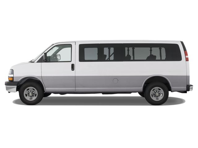 chevrolet express 1LS