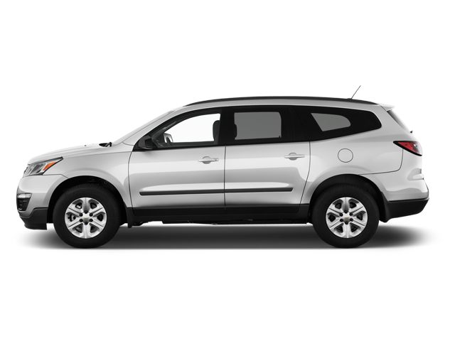 chevrolet traverse LS AWD 1LS