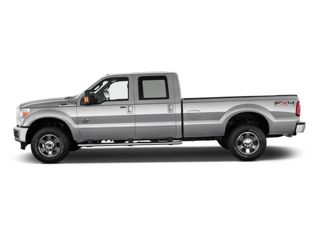 ford f350 long bed length