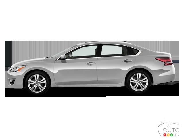 2015 Nissan Altima | Specifications - Car Specs | Auto123