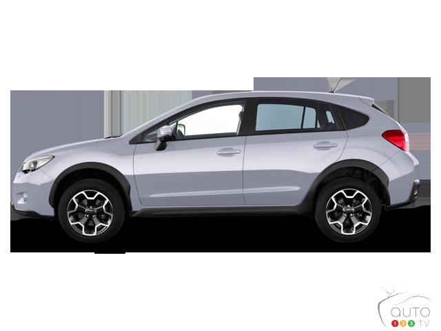 Subaru Xv Crosstrek Touring
