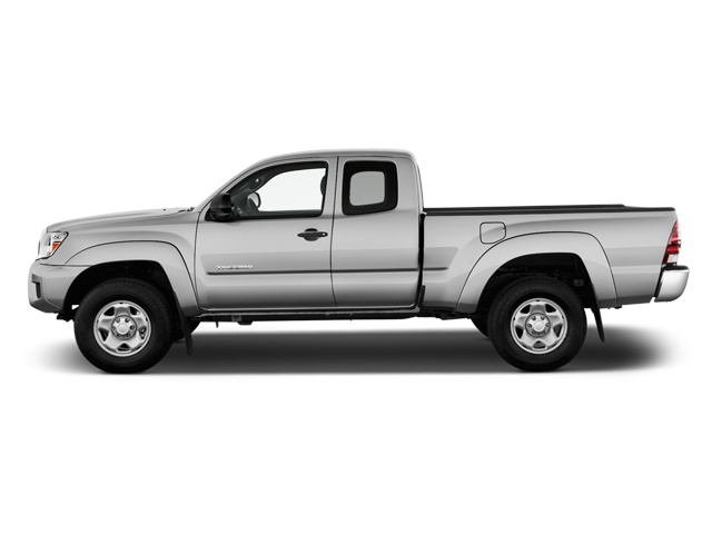 Technical Specifications: 2015 Toyota Tacoma 4x2 Access Cab