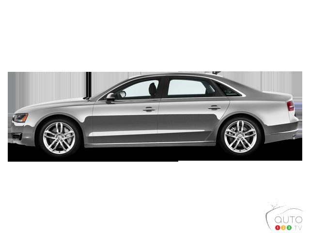 2016 audi a8 specifications car specs auto123. Black Bedroom Furniture Sets. Home Design Ideas