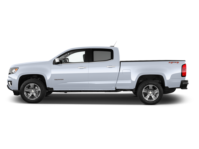 Chevrolet Colorado Cabine multiplace caisse courte 2016