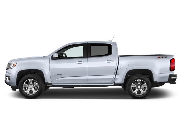 2016 Chevrolet Colorado Crew Cab short box