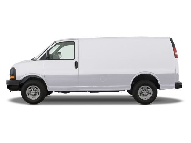 chevrolet express Extended 1WT