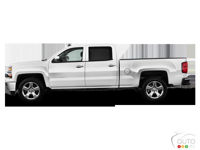 Chevrolet Silverado 1500 Base