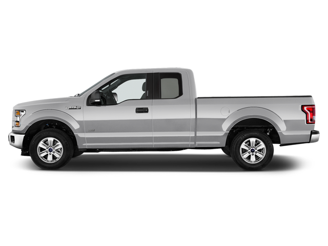 2016 Ford F-150 4x4 Super Cab Short Bed