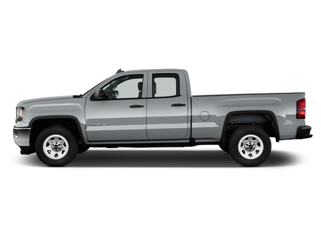 GMC Sierra 1500 4RM Cabine double caisse normale 2016