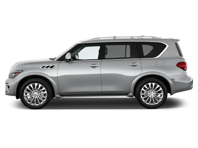 infiniti qx80 7 Places