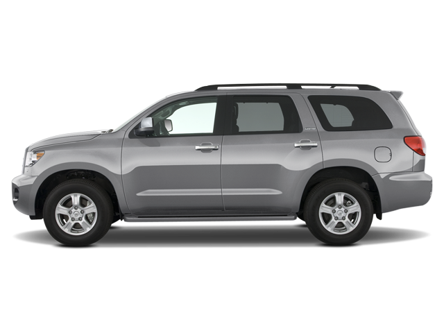 toyota sequoia 4WD Limited 5.7L