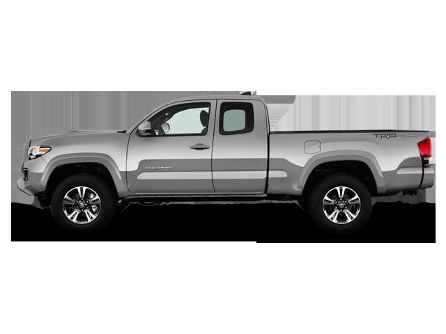 Toyota tacoma 2016 length